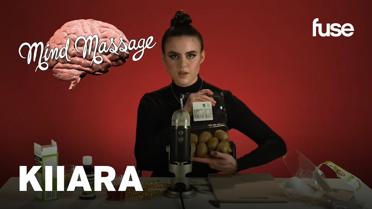 "Kiiara Does ASMR with Gold Glitter, Talks ""So Sick"" & Music Process 