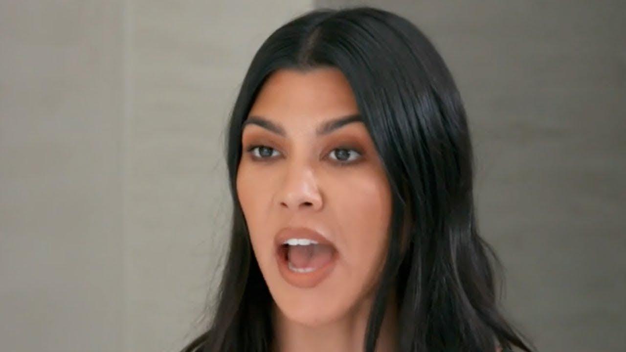 Kourtney Kardashian & Scott Disick Relationship Revealed