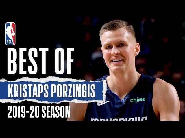 Kristaps Porzingis Top Plays 🦄   2019-20 Season