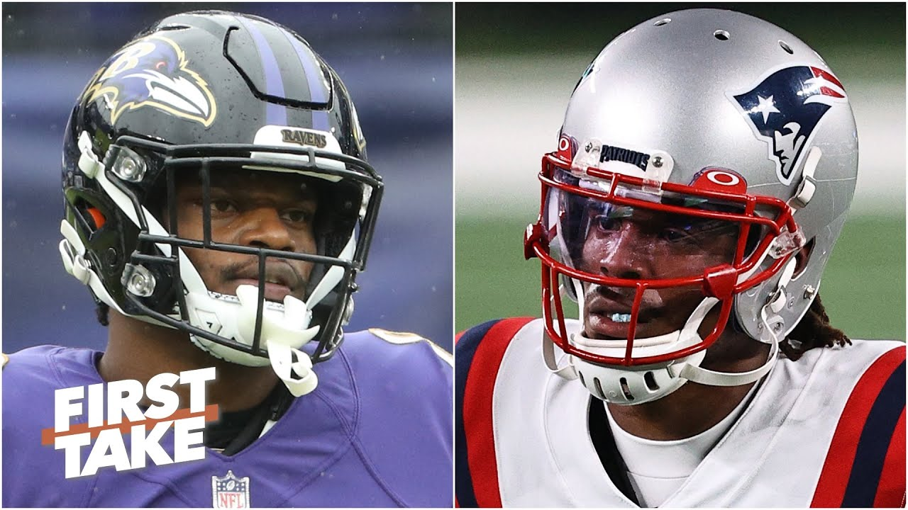 Lamar Jackson or Cam Newton: Which QB do you trust more? | First Take