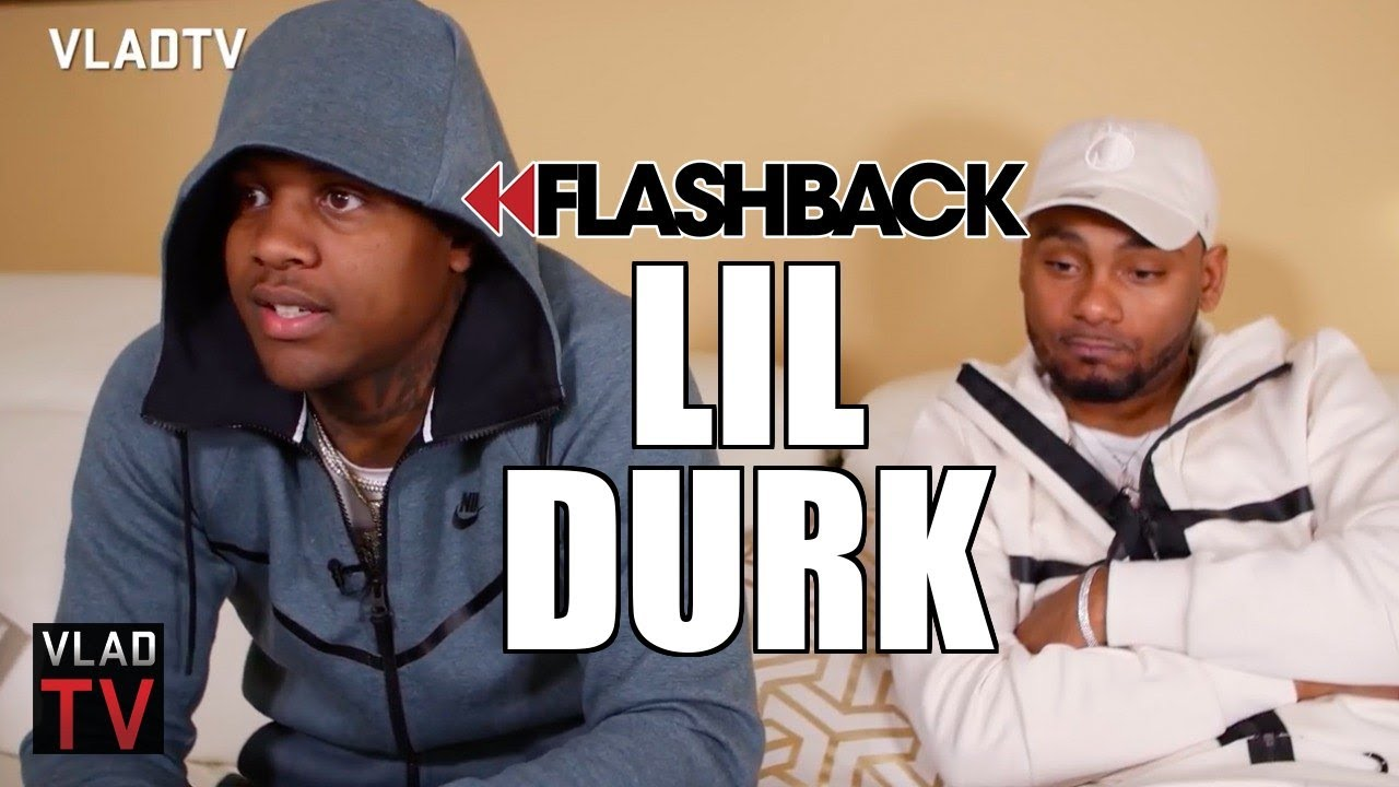 Lil Durk Says He Understands Why Kanye Stays Away From Chicago's Issues (Flashback)