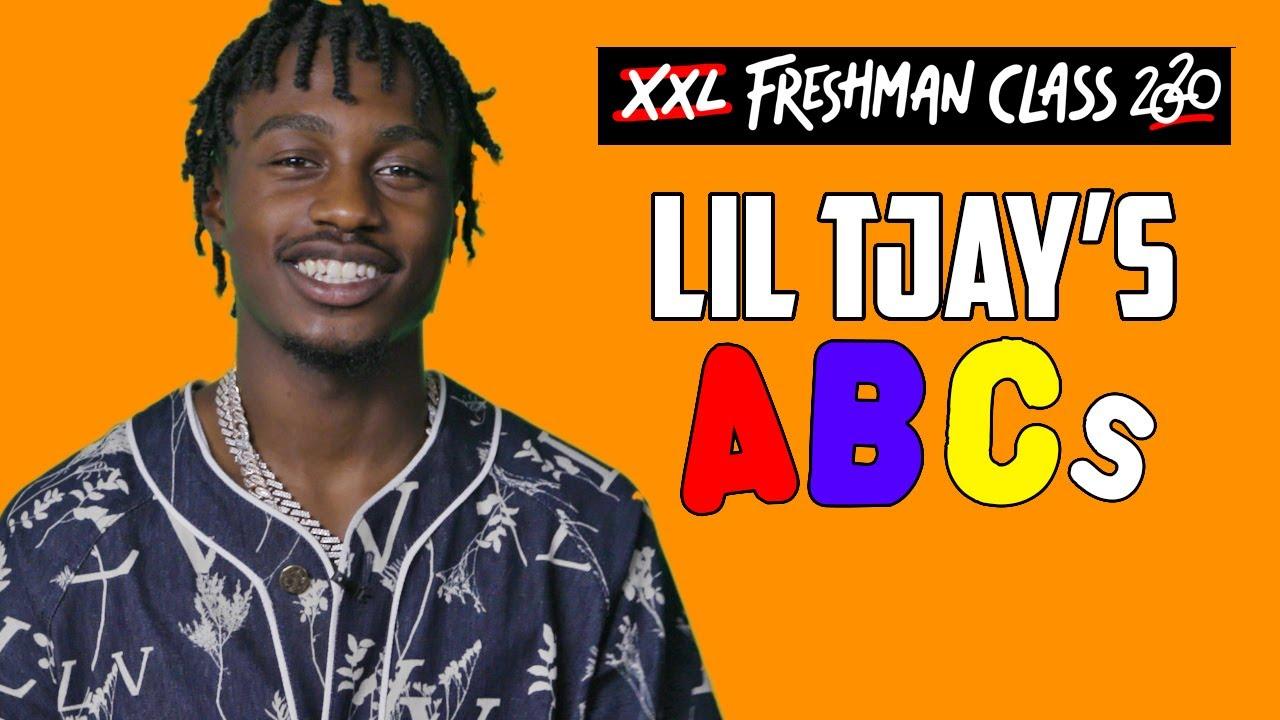 Lil Tjay's ABCs