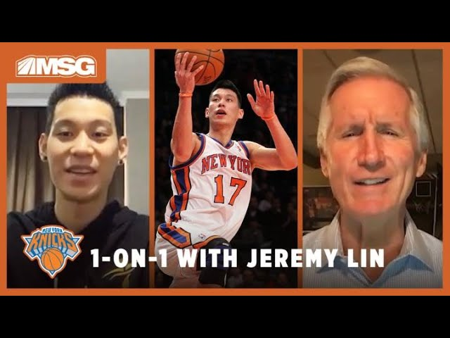 Linsanity Begins, From Jeremy Lin's Perspective | Part 1 of Mike Breen's Chat With Lin