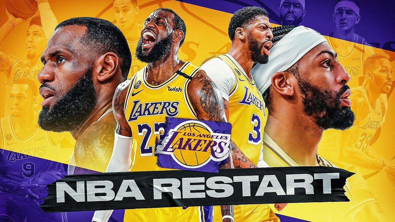 Los Angeles Lakers NBA Restart Recap 🏆