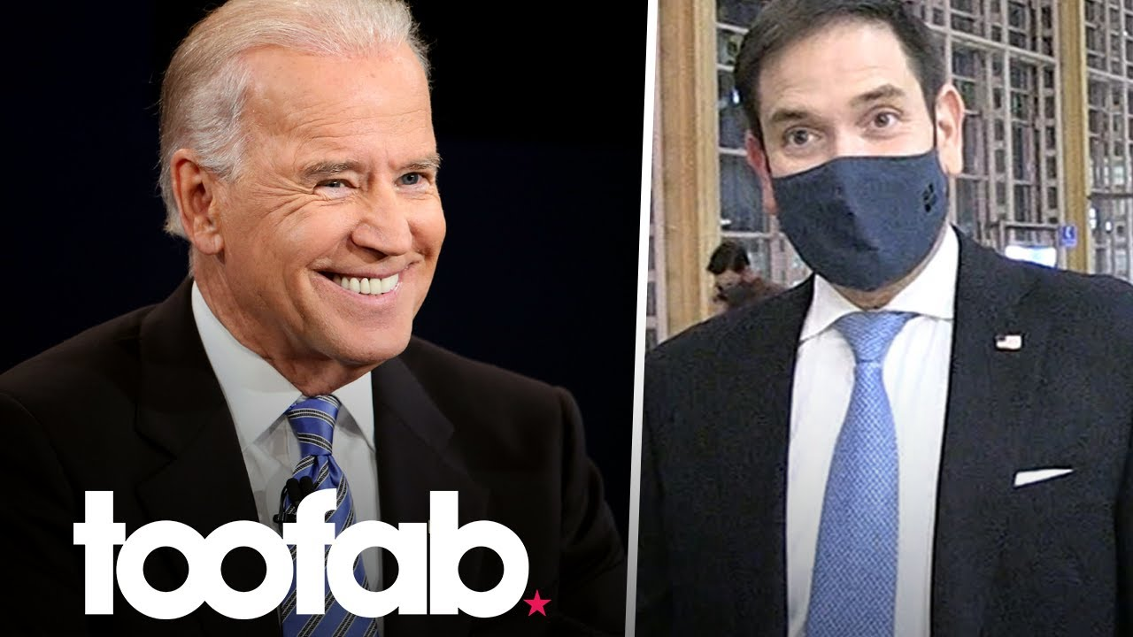 "Marco Rubio Accepts Election Count Is ""Indicating Biden Is Gonna Win"" 