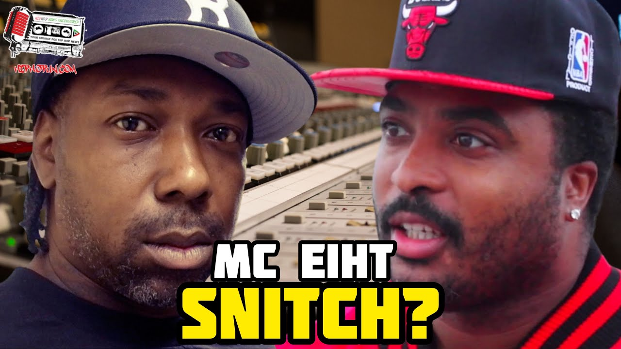 Mc Eiht  A Snitch? |  JoJo Capone Stands Strong On His Claim