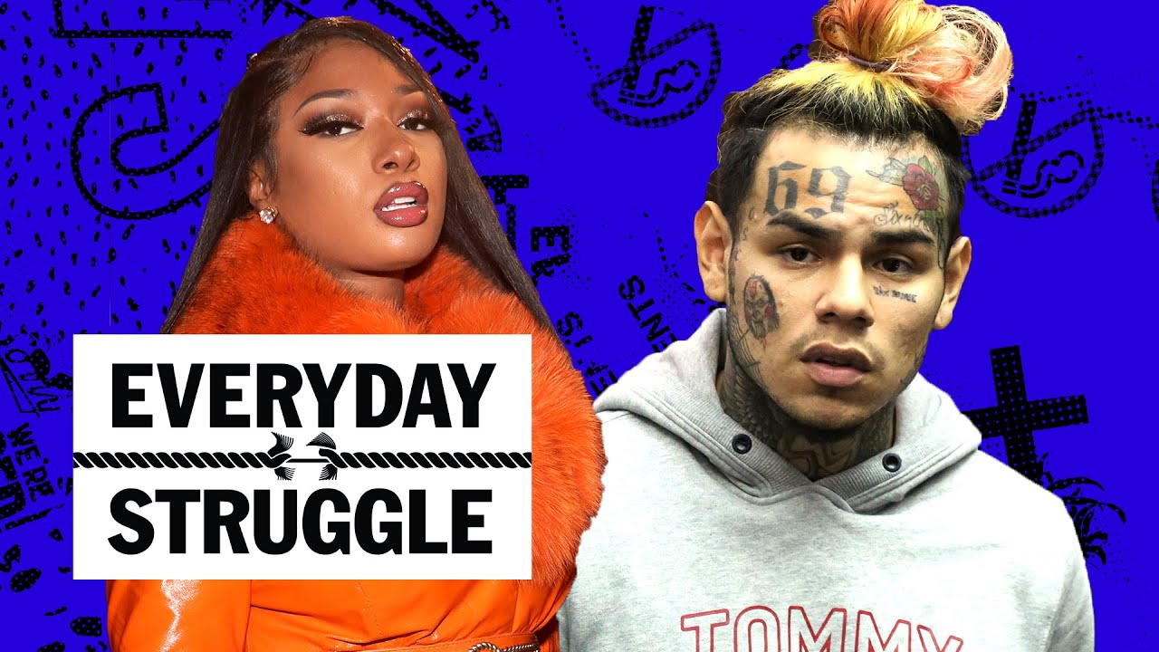 Megan Thee Stallion Wins Artist Of The Year, Lil Baby Robbed? 6ix9ine Finished? | Everyday Struggle