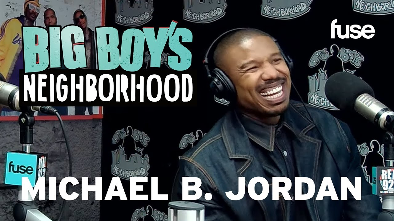 "Michael B. Jordan Shares His Rigorous Workout Routine During ""Creed"" | Big Boy x Fuse"