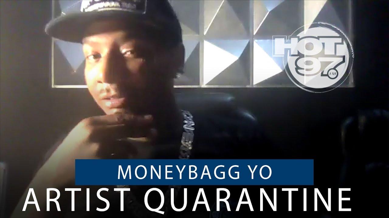 Moneybagg Yo Talks Getting His Dream R&B Collab w/ Jhene Aiko, Real Estate + Car Rental Rumor