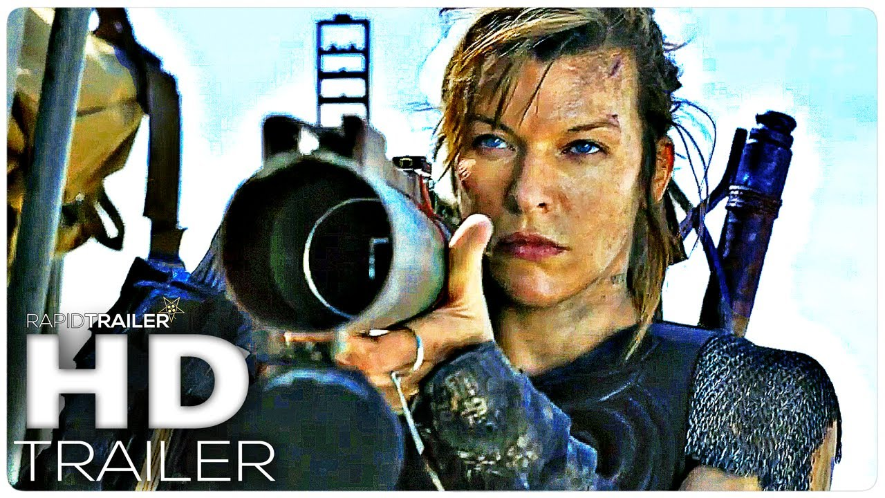 MONSTER HUNTER Official Trailer (2020) Milla Jovovich, Fantasy Movie HD