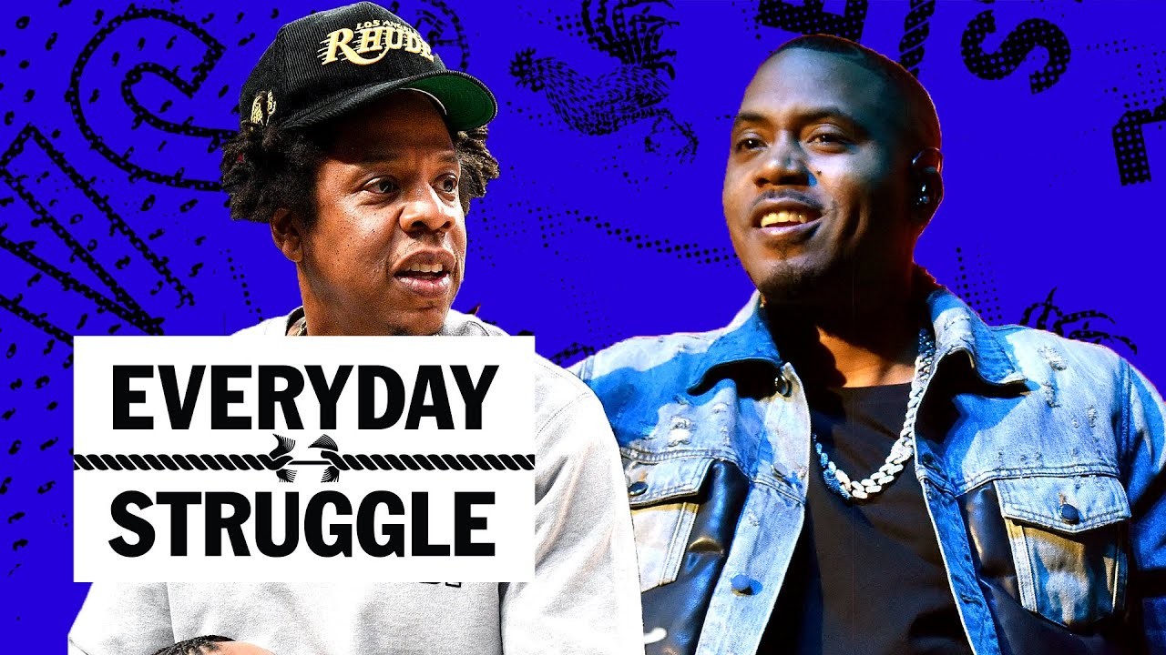 Nas Explains Where 'Nasir' w/ 'Ye Went Wrong, Album Pre-Orders the New Finesse?   Everyday Struggle