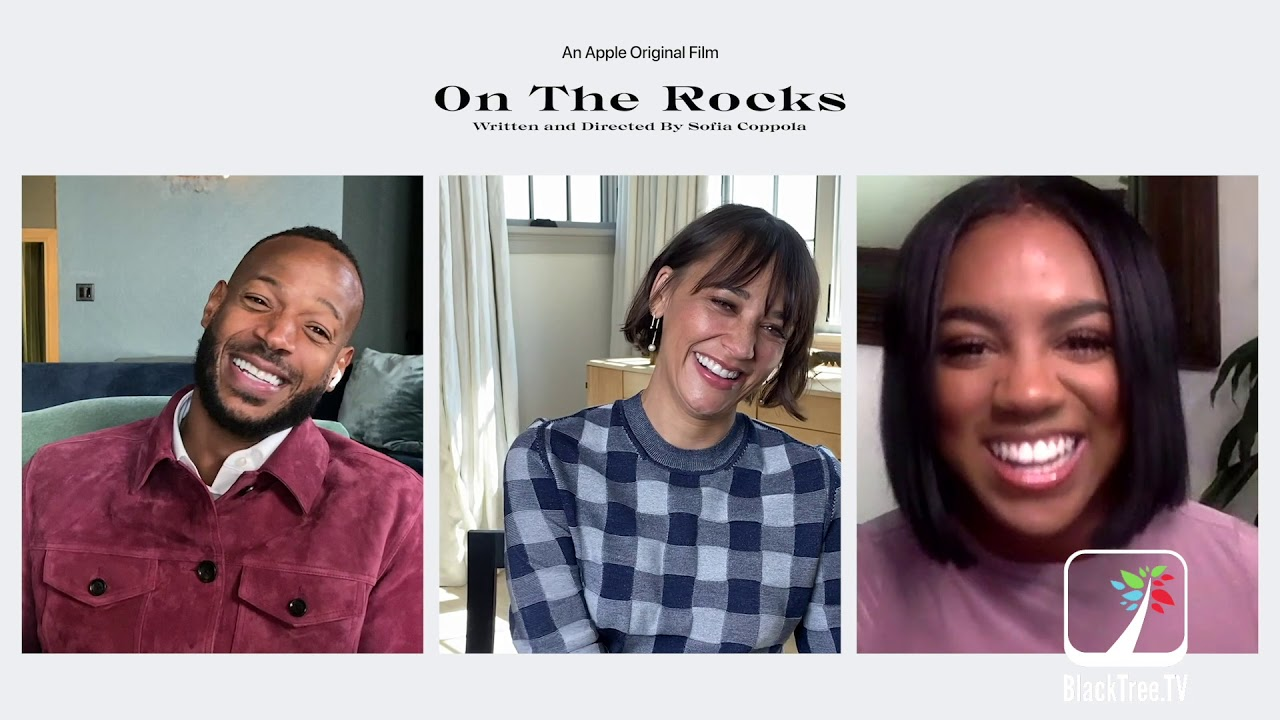 On The Rocks with Rashida Jones and Marlon Wayans