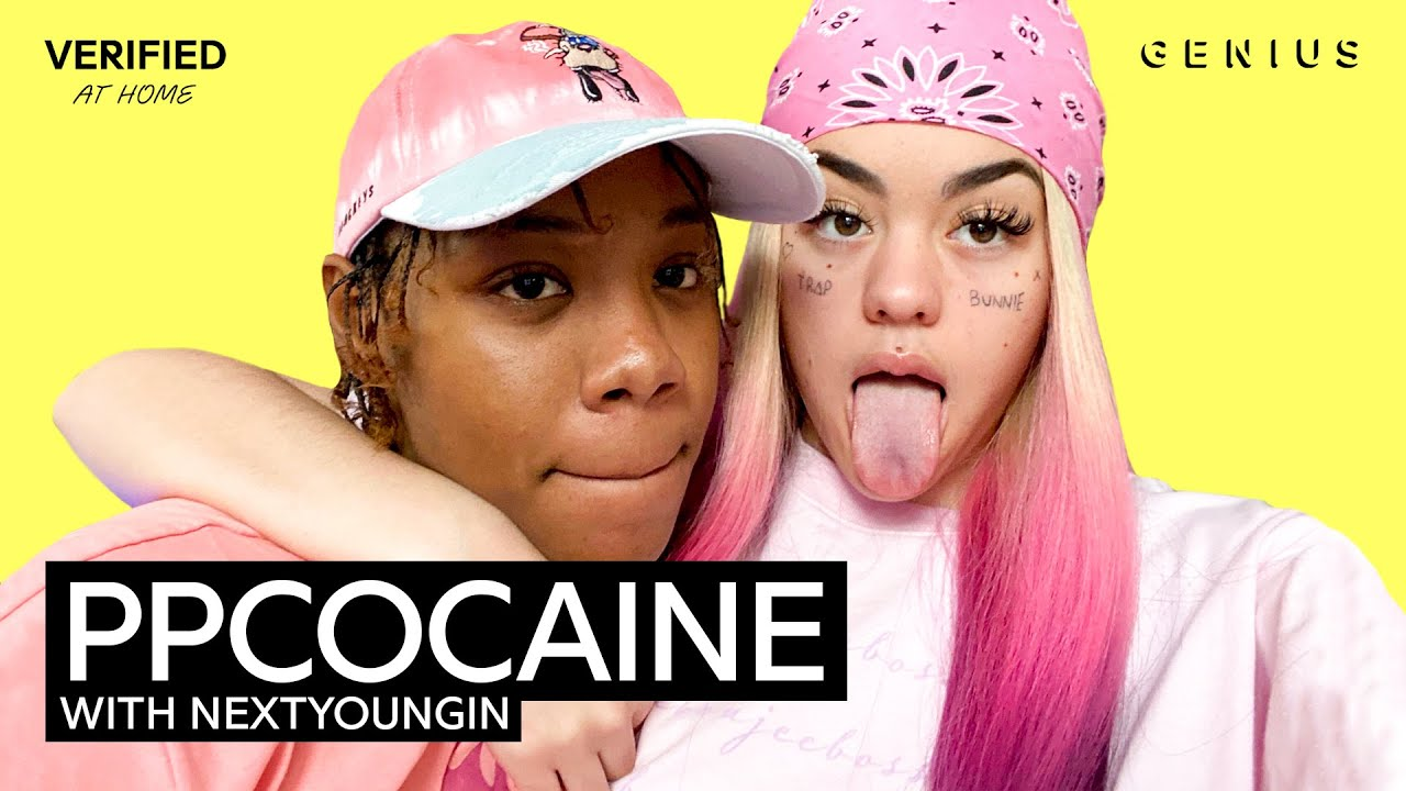 """ppcocaine """"3 Musketeers"""" with NextYoungin Official Lyrics & Meaning 