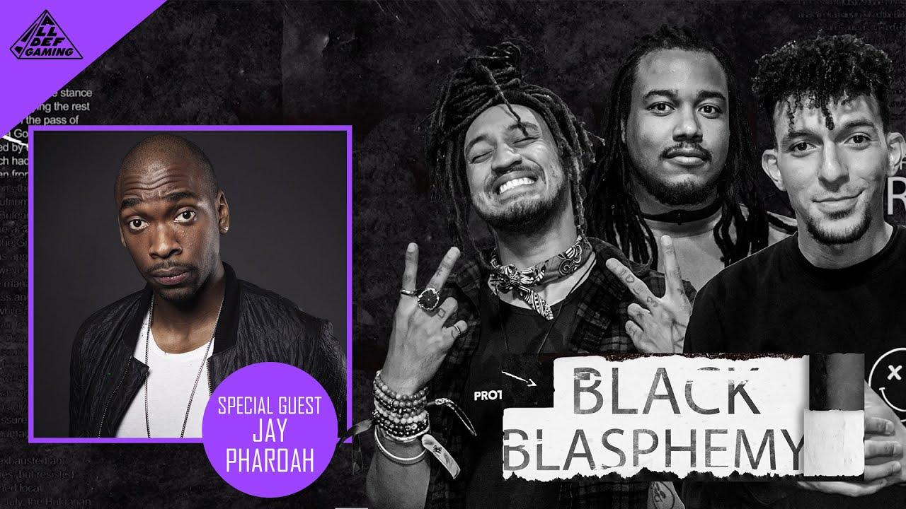 Pumpkin Pie is the Best Pie at Thanksgiving | Black Blasphemy | Ep 25 (feat. Jay Pharoah) | All Def