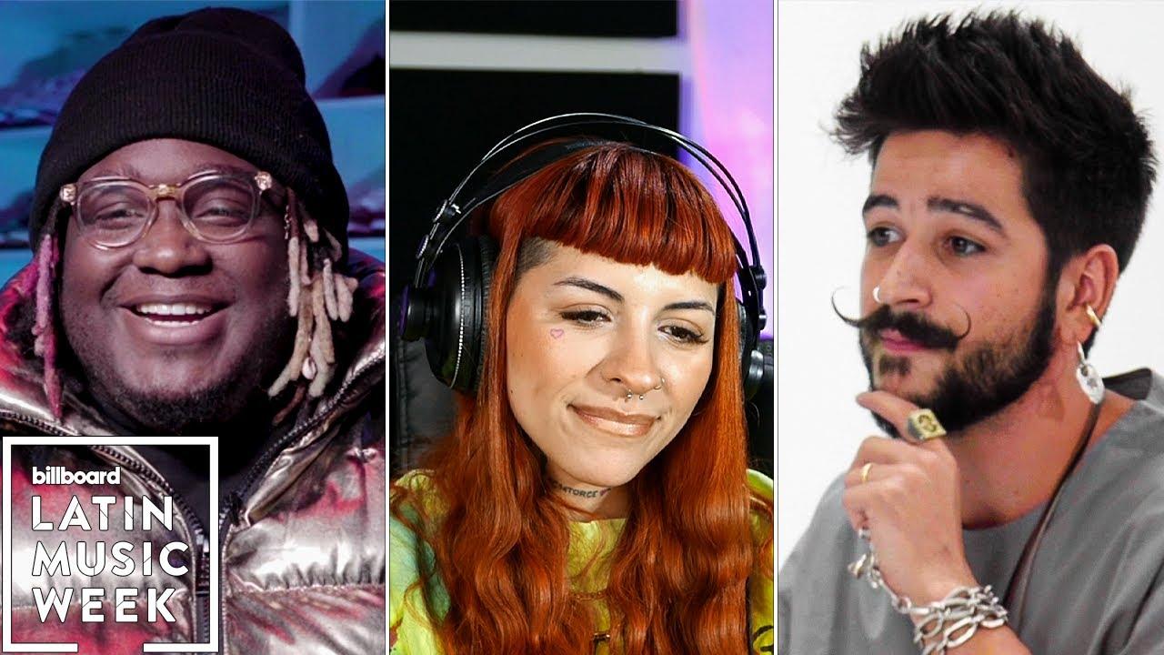 Rising Stars: Cazzu, Camilo, Rauw Alejandro, and Sech | Billboard Latin Week
