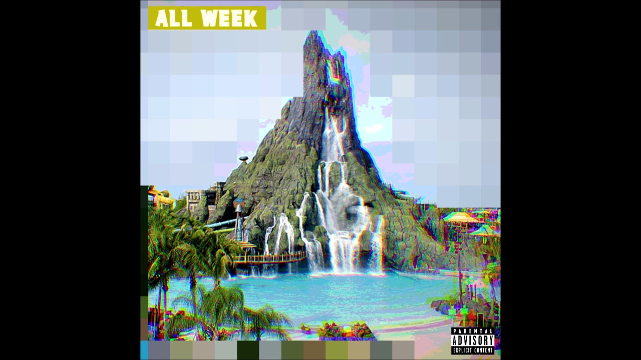 "Rod Wave – ""All Week"" OFFICIAL VERSION"