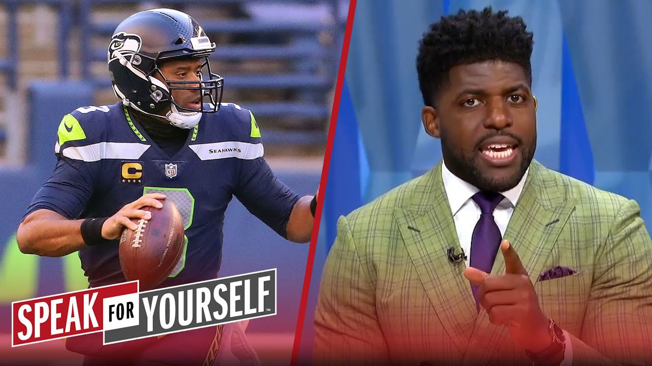 Russell Wilson is responsible for Seahawks success, he is the MVP — Acho | NFL | SPEAK FOR YOURSELF