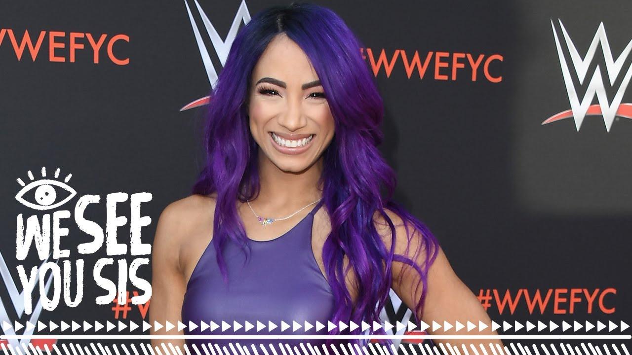 Sasha Banks is Making History in the WWE|We See You Sis| ESSENCE