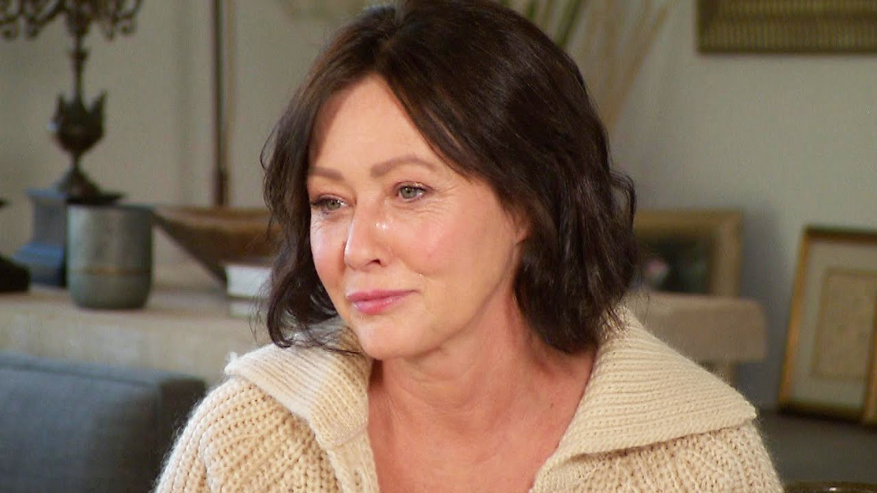 Shannen Doherty Reveals Her Reason for Going Public With Stage 4 Cancer Diagnosis (Exclusive)
