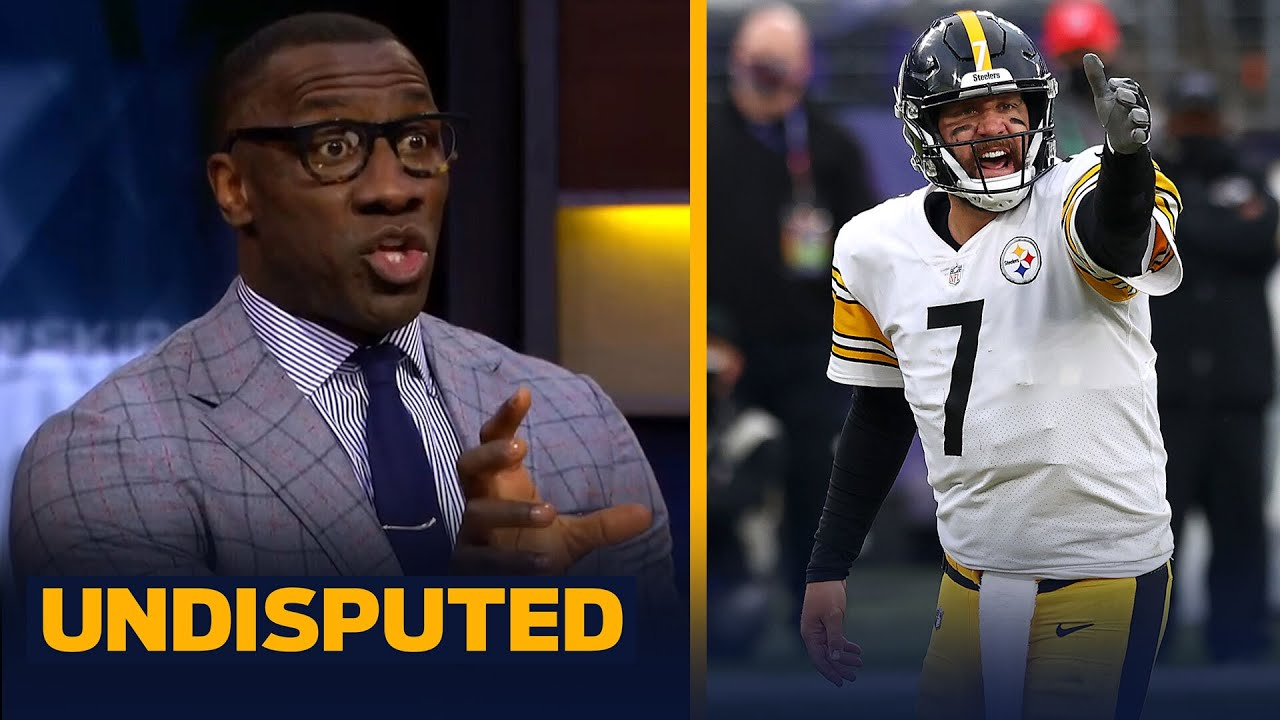 Skip & Shannon on whether Tom Brady or Big Ben has an easier path to championship | NFL | UNDISPUTED