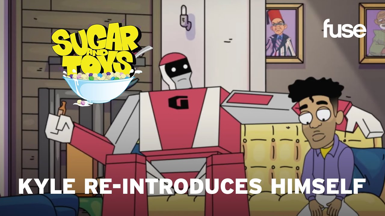 Sugar And Toys Season 2: Kyle Re-Introduces Himself | Sugar and Toys | Fuse