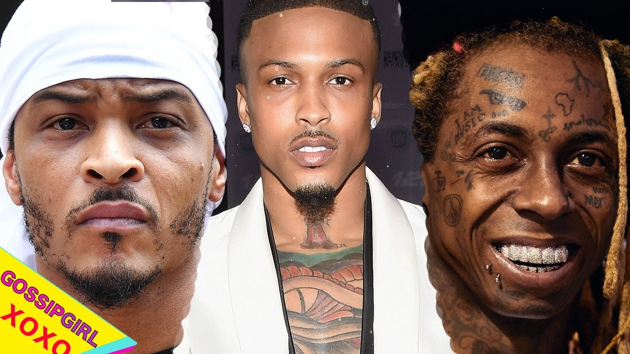 T.I & Lil' Wanye shady deals EXPOSED, August Alsina clapback at downfall of his entanglement