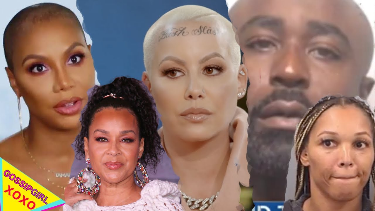 Tamar Braxton BLOCKS her whole family, Young Buck Powed by GF, Kanye West thinking bout Amber Rose