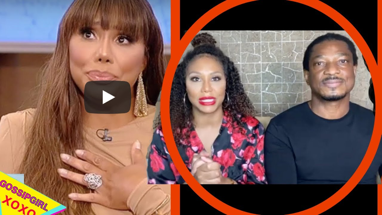"""Tamar Braxton EXPOSE her truth """"I didn't put Paws on David, he was the love of my life"""" """"David why ?"""