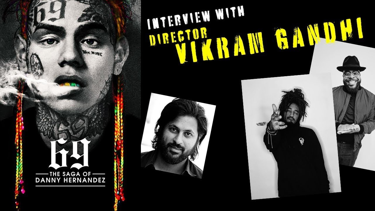 Tekashi 6ix9ine Documentary: Interview with Vikram Gandhi | All Def Music