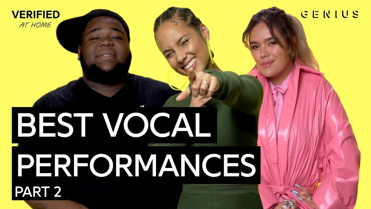 The Best Vocal Performances (Part 2) | Verified