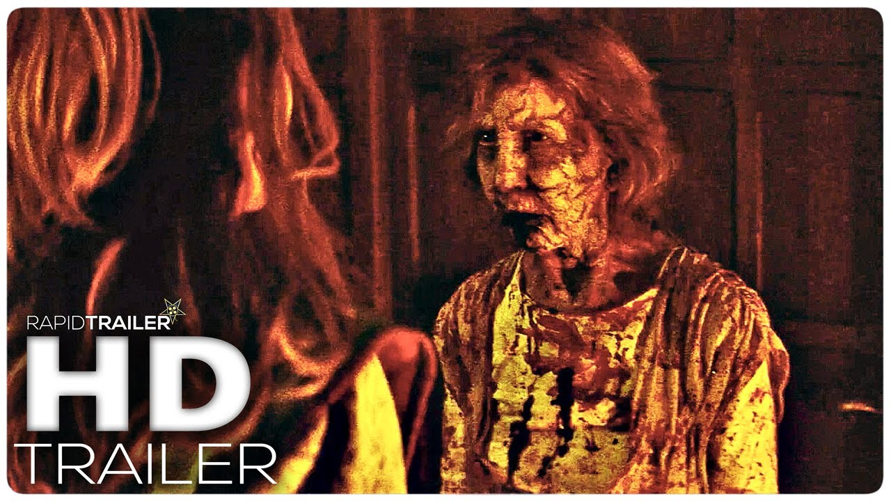 THE CALL Official Trailer (2020) Lin Shaye, Tobin Bell Horror Movie HD