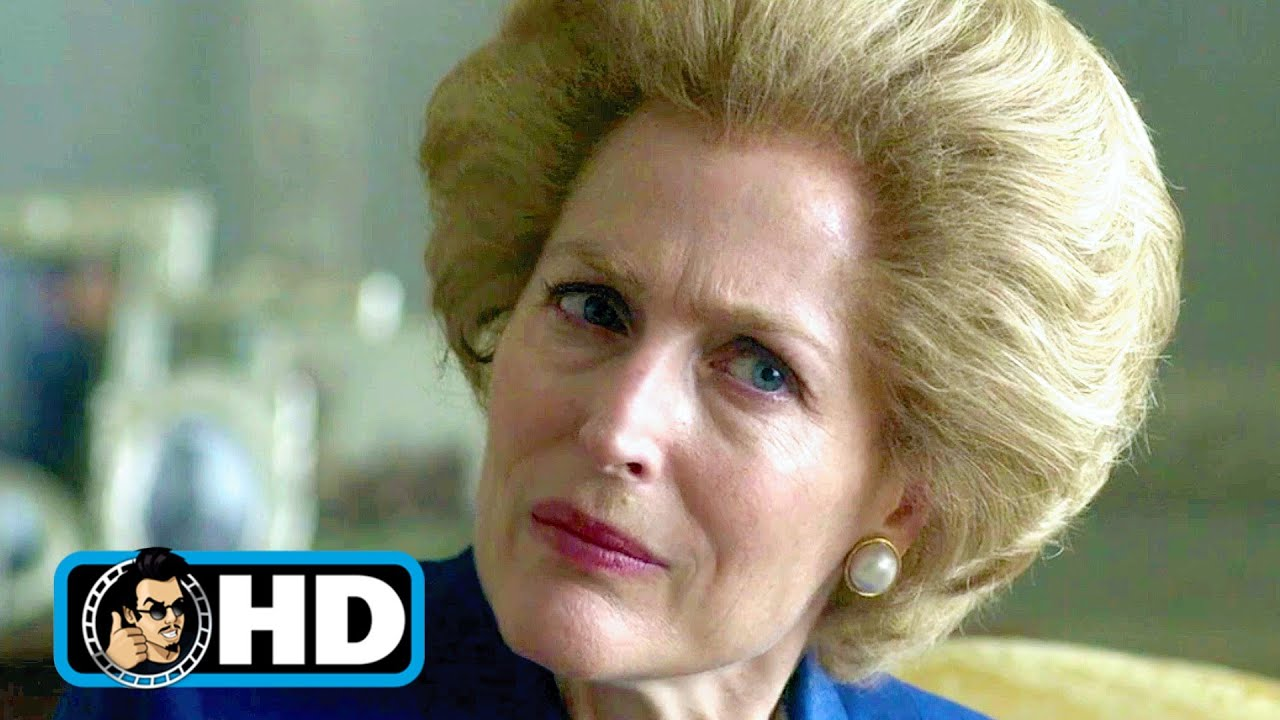 THE CROWN: S4 Clip – Margaret Thatcher Intro (2020) Gillian Anderson