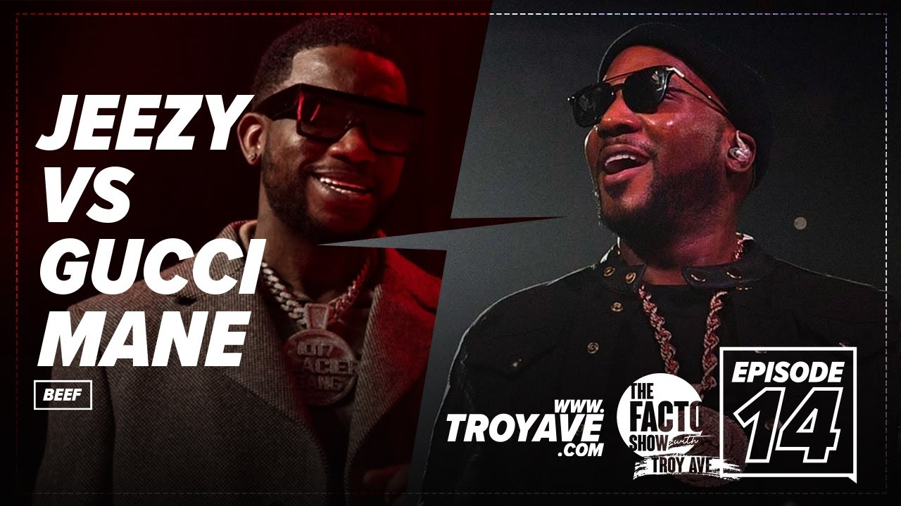 """THE FACTO SHOW (CLIPS) """"Jeezy Vs Gucci Mane Beef"""" Episode 14"""