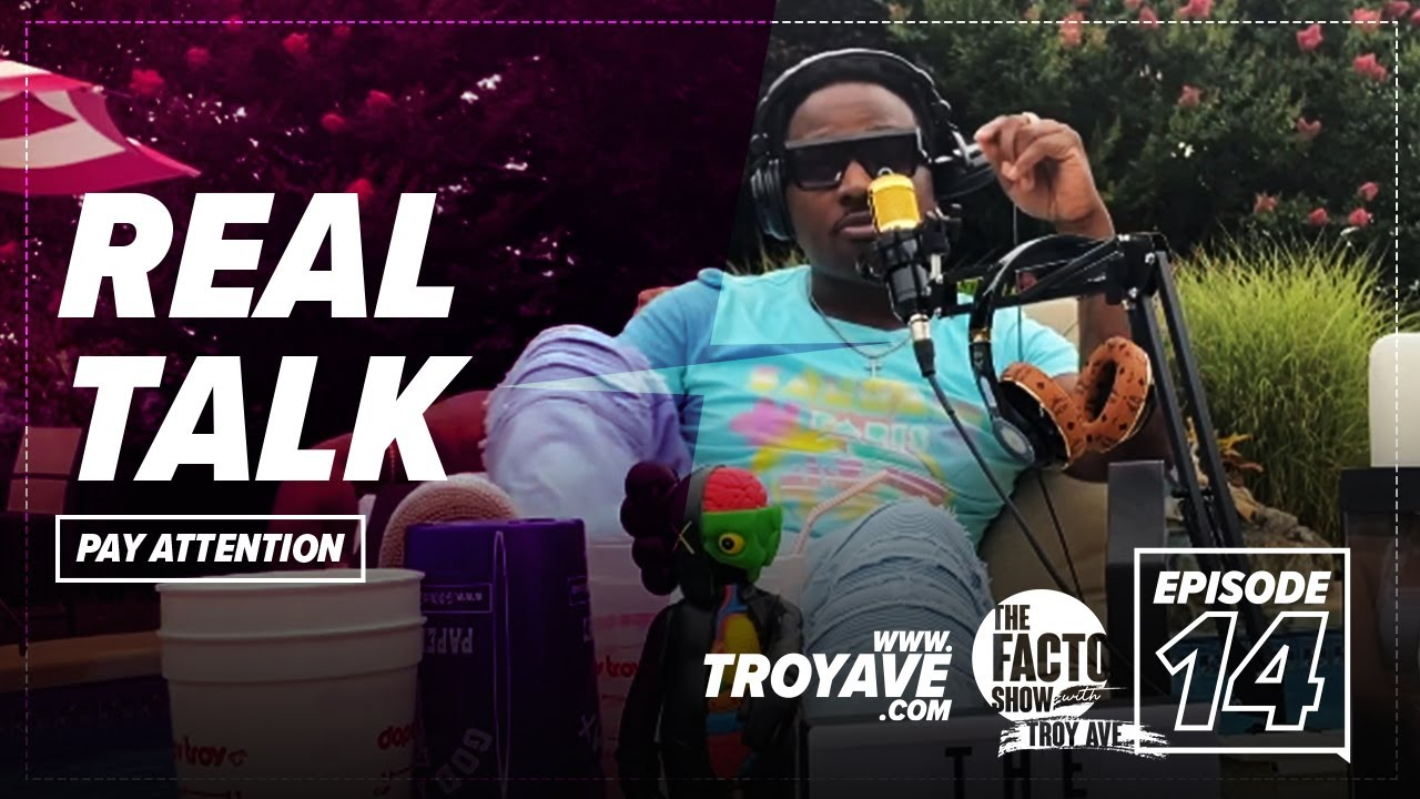 "THE FACTO SHOW (CLIPS) ""Real Talk Pay Attention"" Episode 14"
