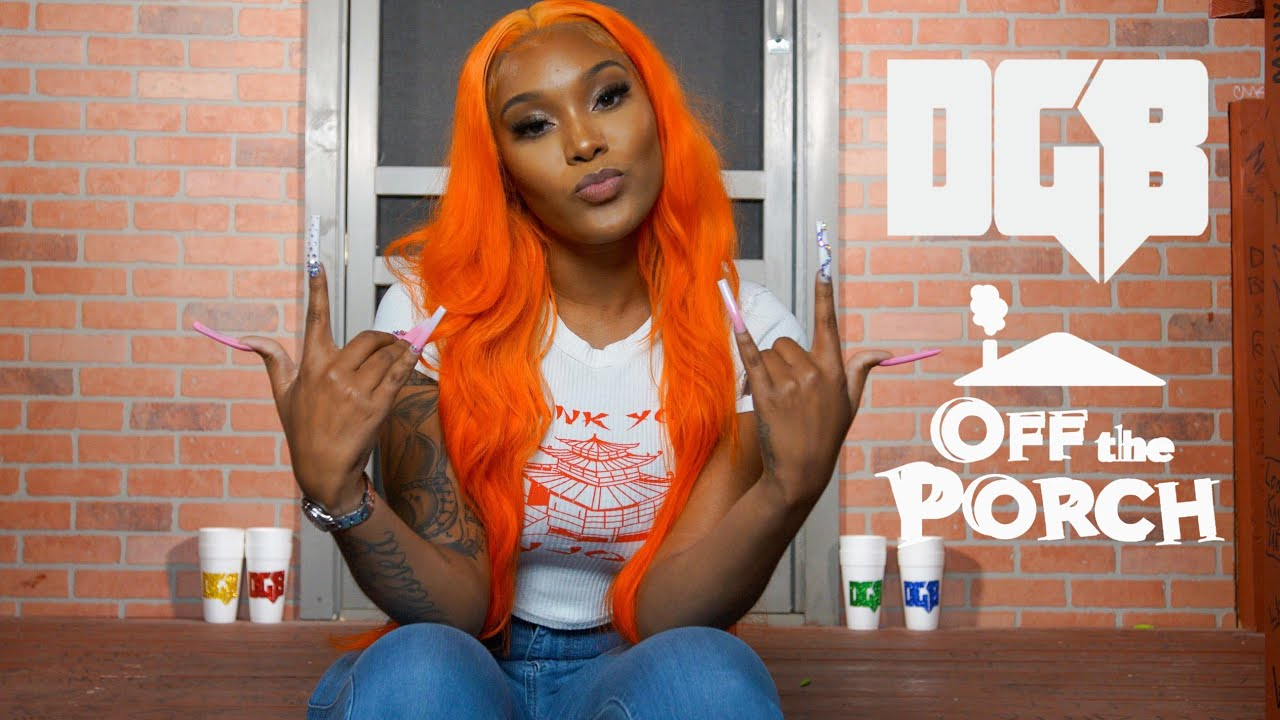 The Plug Daughter Talks About Going From Stripping To Rapping, Going Viral, Webbie Blocking Her