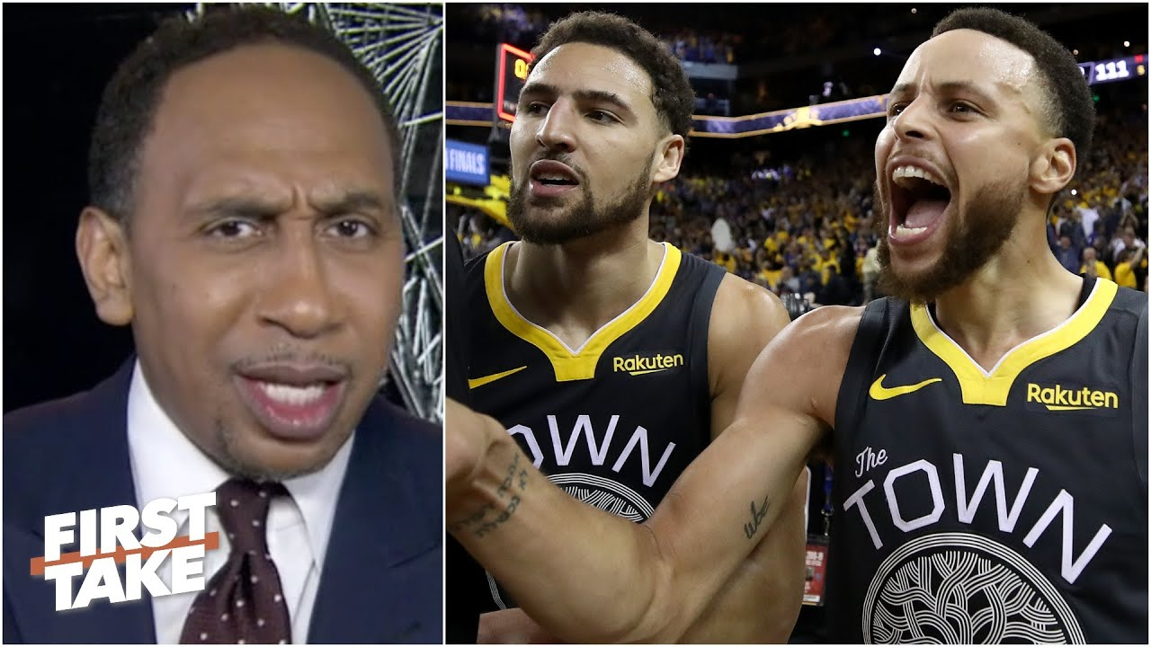 The Warriors are going to 'WREAK HAVOC' on the NBA – Stephen A. | First Take