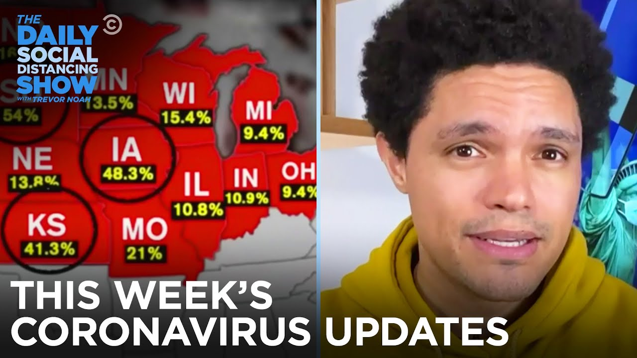 This Week's Coronavirus Updates – Week of 11/9/2020 | The Daily Social Distancing Show