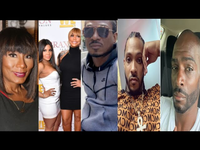 Toni Braxton GOES OFF on David Adefeso~ Ryan Henry drama~The lakers & The Nigerian SARS situation.