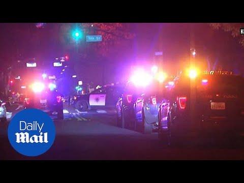 Two people killed in San Jose church stabbing