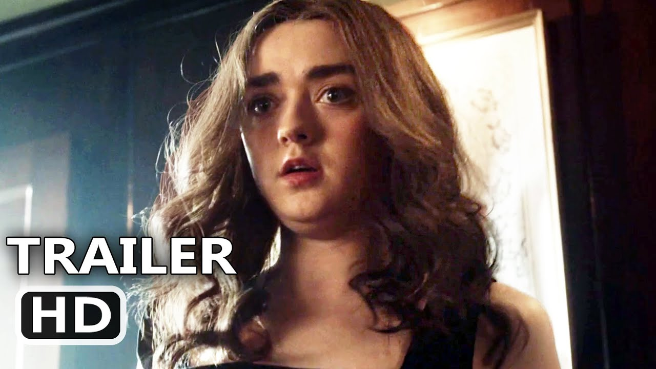 TWO WEEKS TO LIVE Official Trailer (2020) Maisie Williams, Thriller Series HD