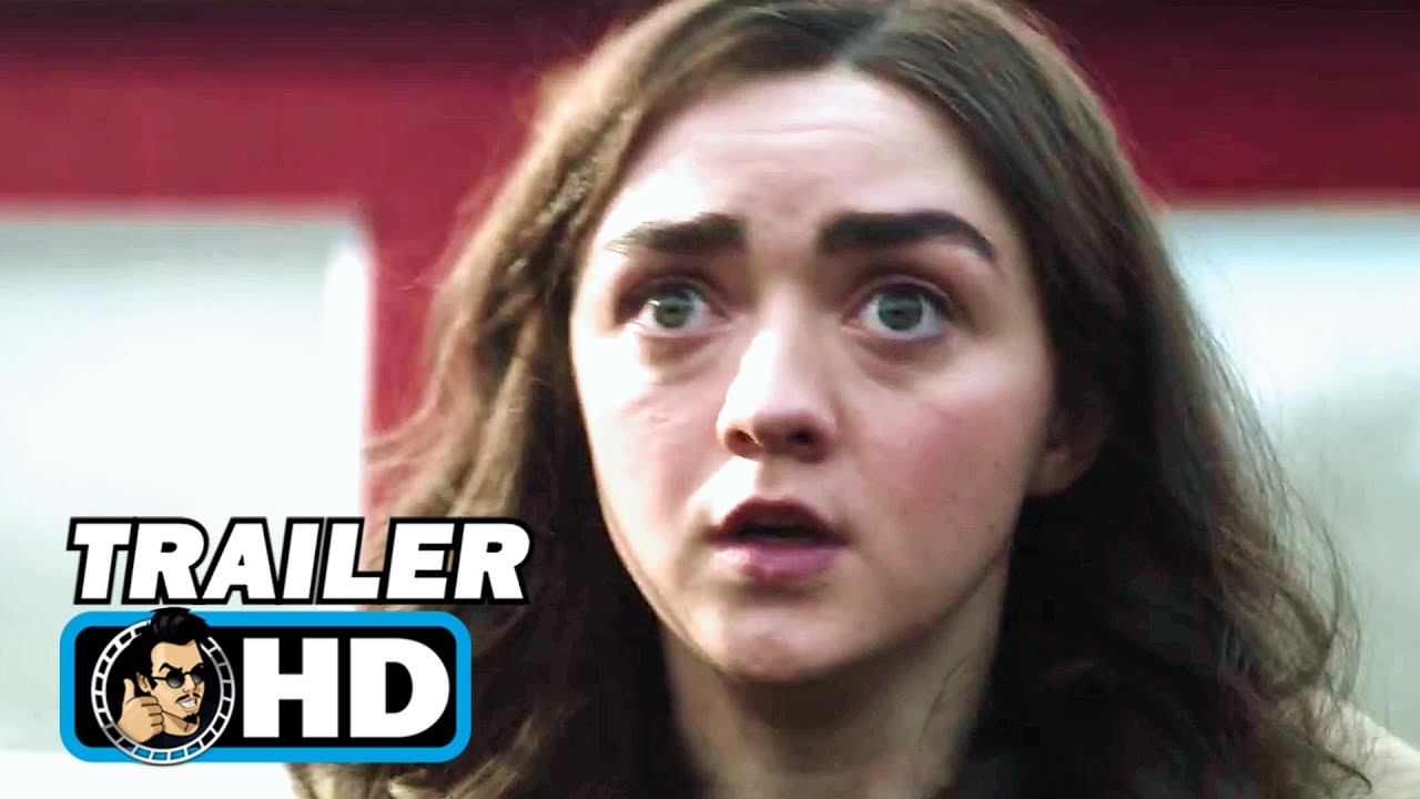 TWO WEEKS TO LIVE Trailer (2020) Maisie Williams Action Series