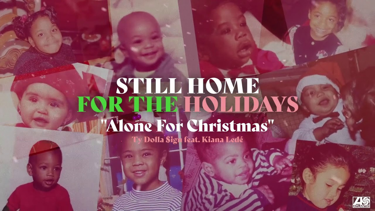 Ty Dolla $ign (feat. Kiana Ledé) – Alone For Christmas [Official Audio]