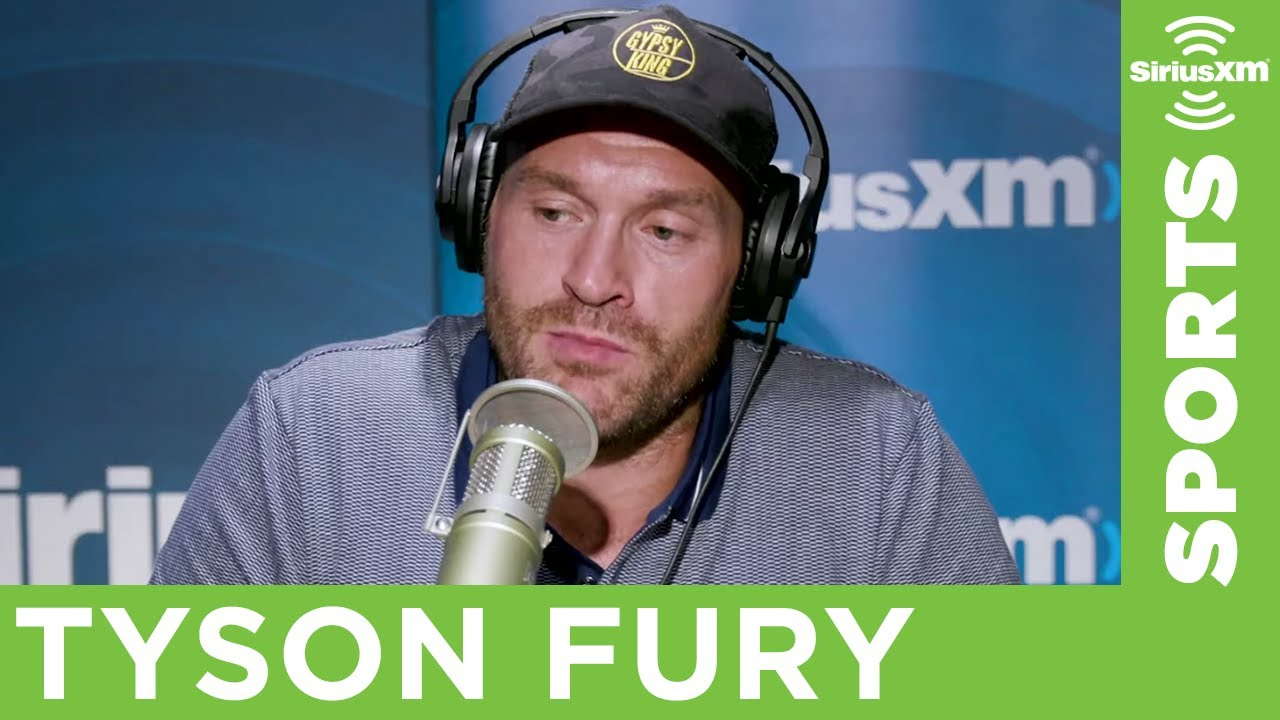 Tyson Fury Looks Back on Fury-Wilder and Ahead to Fury-Wilder II