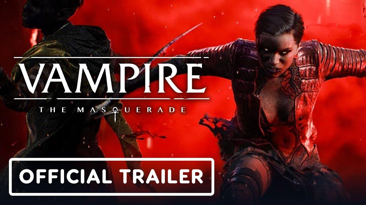 Vampire: The Masquerade Battle Royale – Official Teaser Trailer