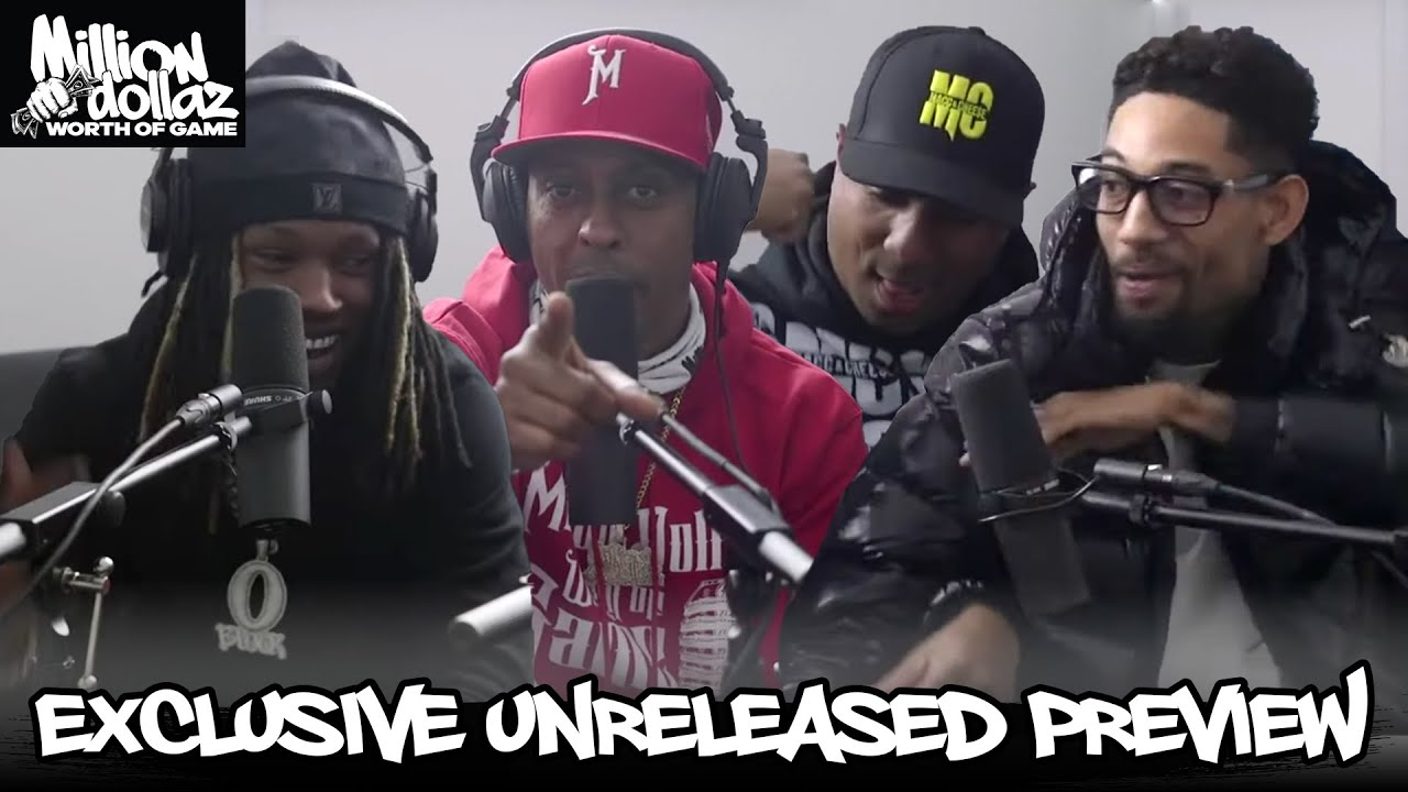 Wallo And Gillie Get A Preview Of An Unreleased Song by PNB ft King Von