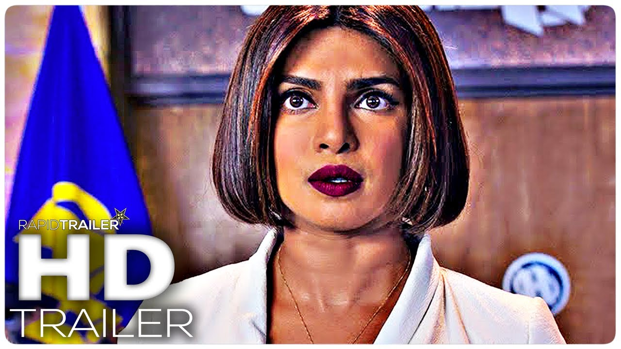 WE CAN BE HEROES Teaser Trailer (2021) Priyanka Chopra, Fantasy Movie HD