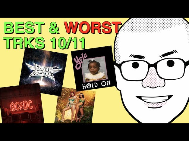 Weekly Track Roundup: 10/11 (AC/DC, Anderson .Paak, Bebe Rexha & Doja Cat)