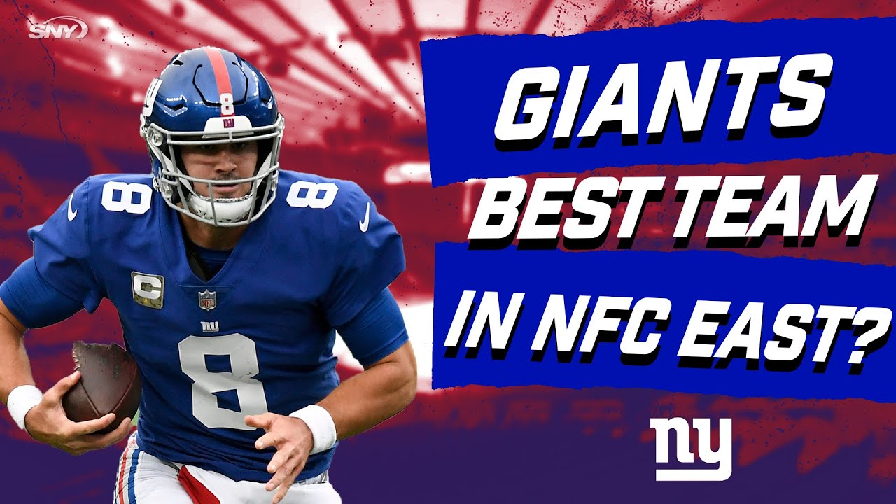 What are the Giants odds to win the NFC East after beating Eagles? | SNY