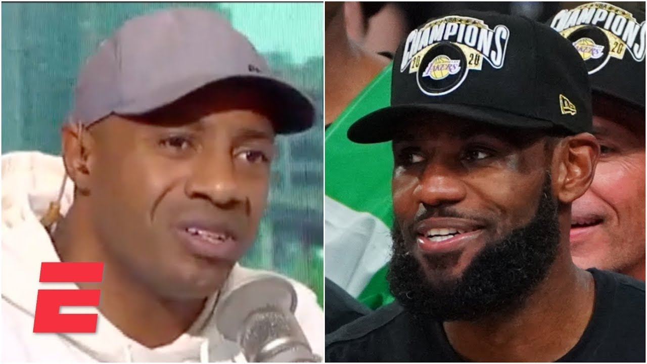 Why can't we just praise LeBron for a bit? – Jay Williams on the MJ/LeBron GOAT debate | KJZ