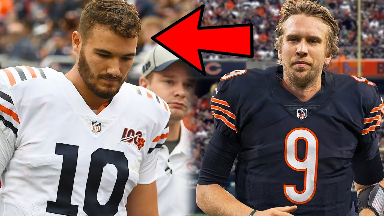 Why Mitchell Trubisky Failed in the NFL